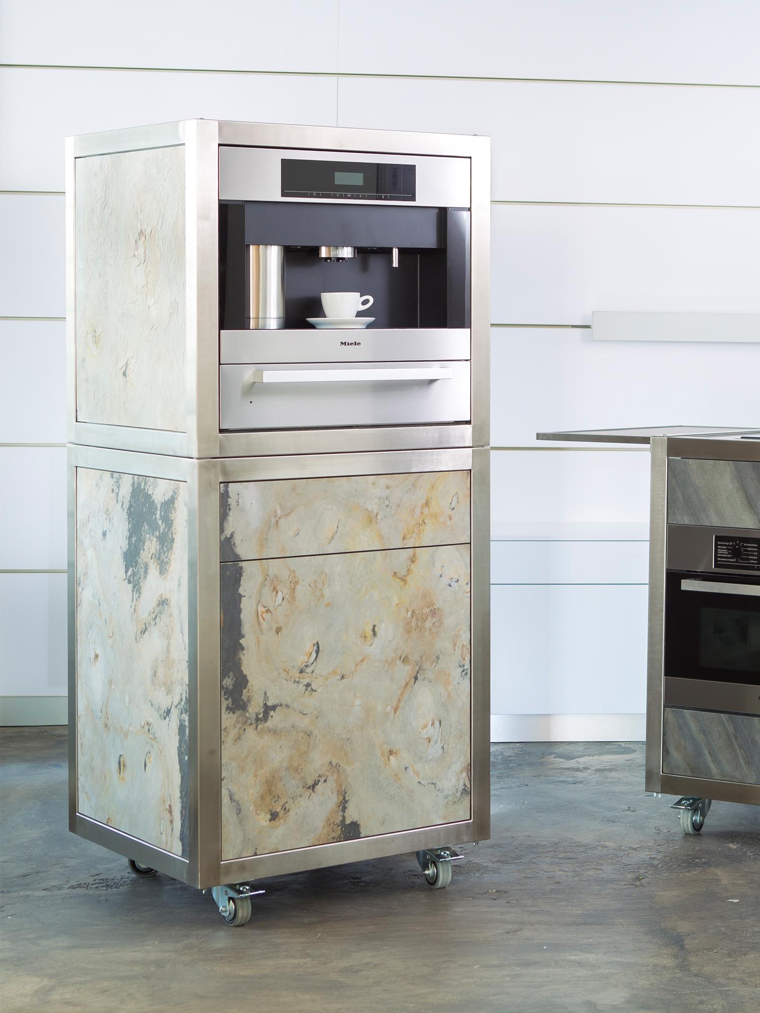 Mobile Küche für Eventgastronomie und Catering | neoculina