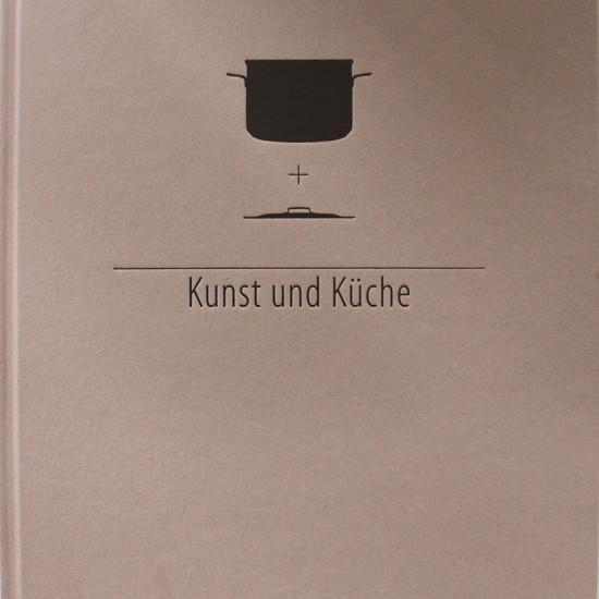 Mobile Küche neoculina im Ausstellungskatalog Kunst und Küche Villa Zanders